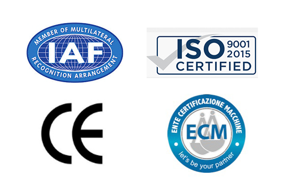 CTP Machine Certificate
