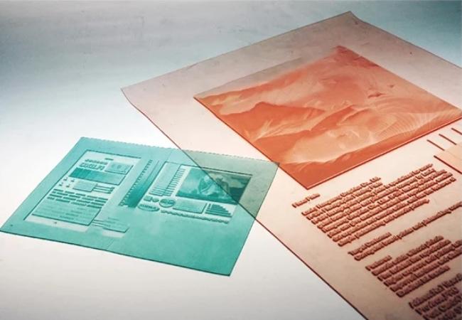 Digital Flexographic Plate