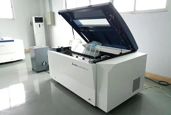 CTP Machine