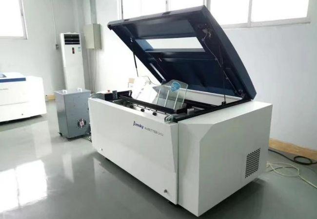 Amsky CTP Machine